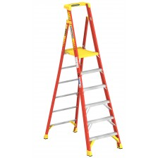 Werner Podium Ladder PD6200 (6')
