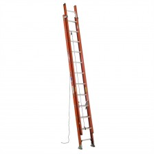 Werner D-Rung Extension/Straight Ladder D6216-2