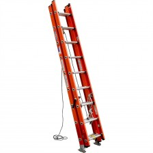 Werner D-Rung Compact Extension Ladder D6216-3