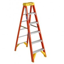 Werner Stepladder 6200AS (6')