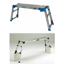 Werner Adjustable Work Platform 150kg AP-150TAZ