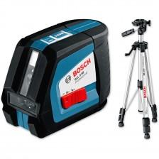 Bosch Line Laser GLL 2-50 + BS150 (set)