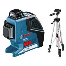 Bosch Line Laser GLL 3-80 + BS150 (set)