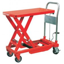 MAXITON SCISSOR LIFT TABLE - WP500 (SLT500) 500KG