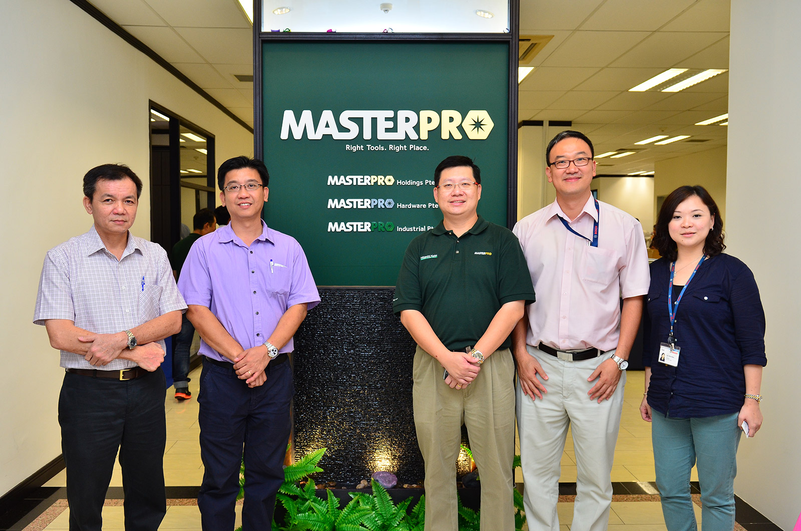 MasterPro HQ Grand Opening - 2013 - Events